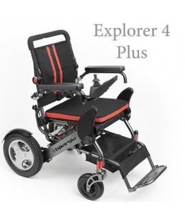 Silla de ruedas eléctrica plegable i-Explorer 3 (Plus)
