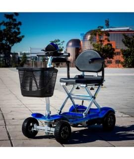 Scooter plegable con baterias de litio Bravo Libercar