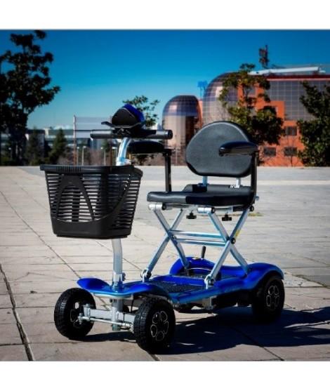 Scooter plegable con baterías de litio Bravo Libercar