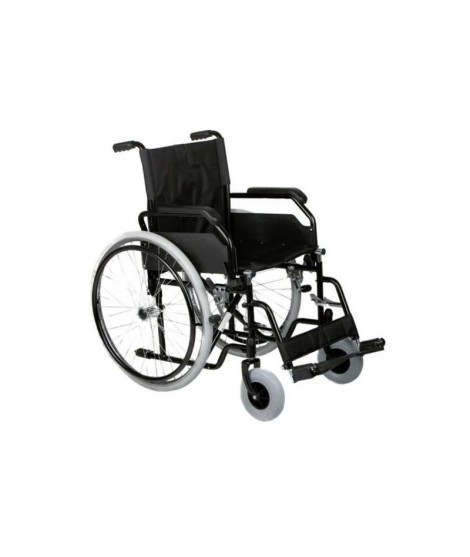 Silla de ruedas plegable Manual Acero Modelo 8600