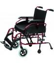 Silla de ruedas de aluminio plegable GAUDI PRO Obea