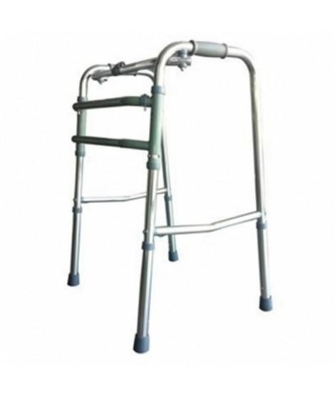 Andador para ancianos rehabilitacion, aluminio y Plegable