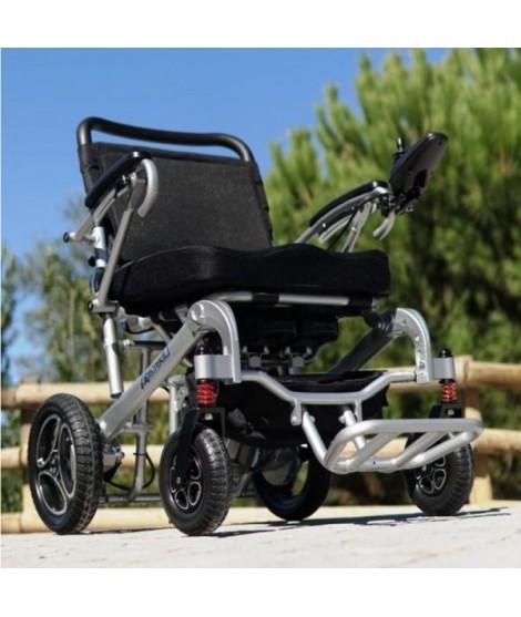 silla de ruedas electrica plegable aura 20 ah